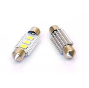 Interlook LED auto žárovka LED C5W 3 SMD 5630 CAN BUS 39mm